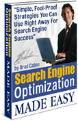 Brad Callen's SEO Made Easy Course